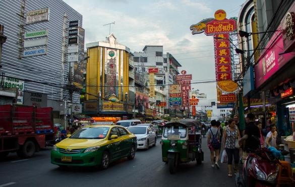 China Town Paz Mercadal