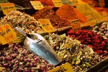 Especias turcas