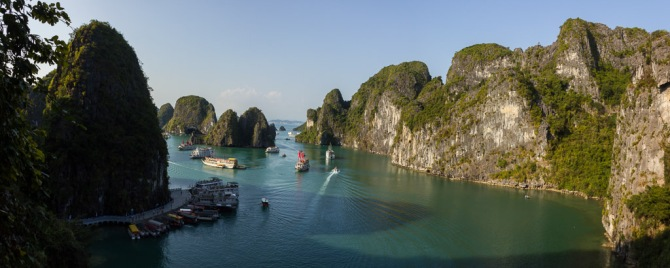 Ha Long Bay Paz Mercadal