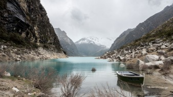 Laguna Paron Paz Mercadal