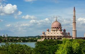 Putra mosque Paz Mercadal
