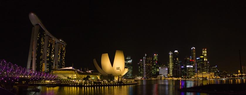Singapore Paz Mercadal
