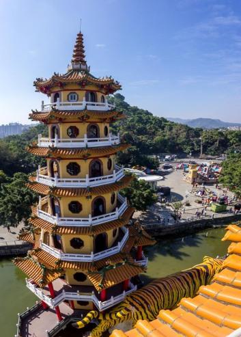 Taiwan tower Paz Mercadal