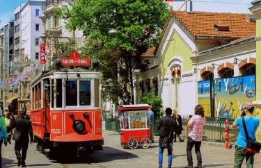 Taxim Train